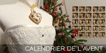 CALENDRIER DE L'AVENT - Fabienne Dimanov Paris