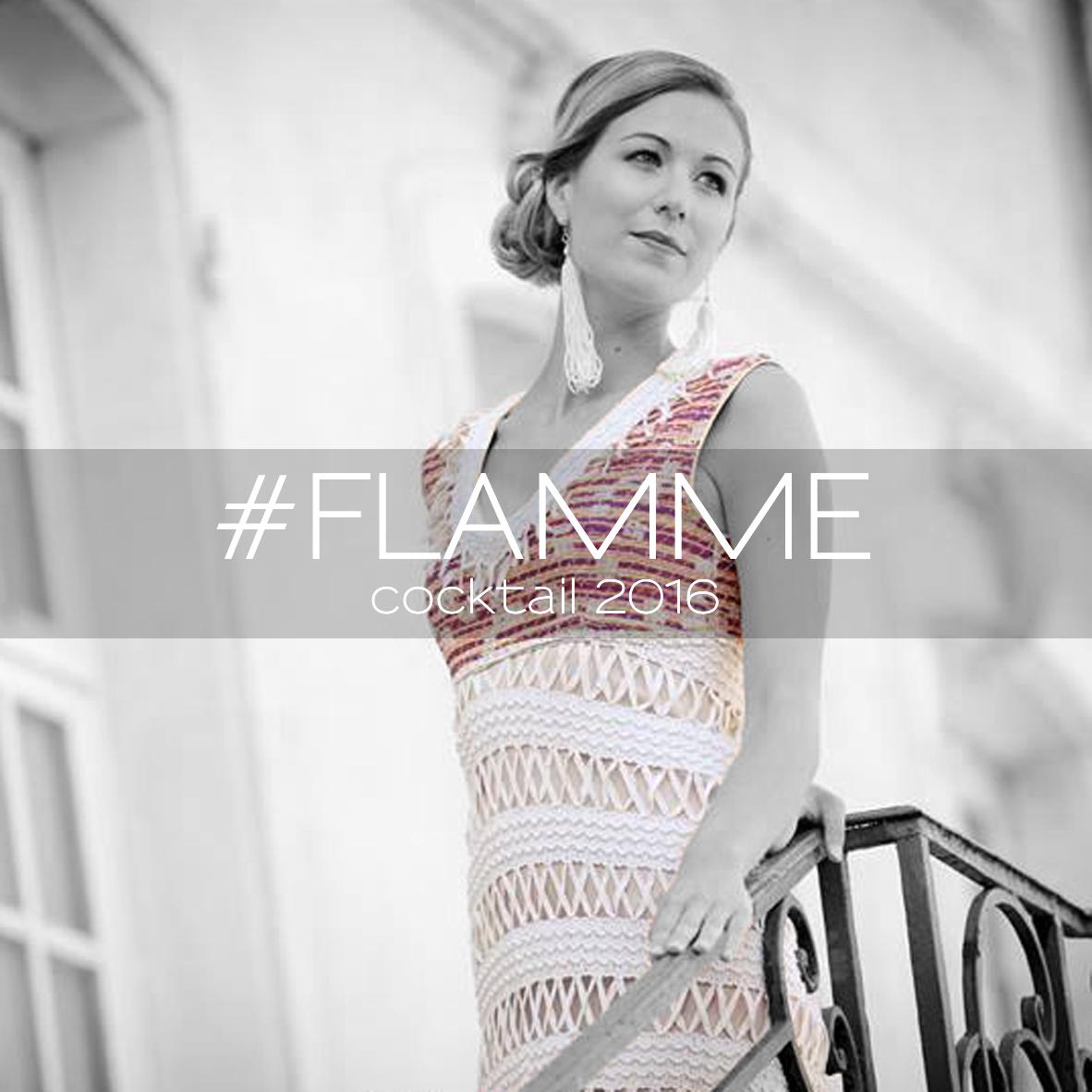 FLAMME cocktail 2016 - Fabienne Dimanov Paris
