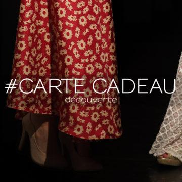 CARTE CADEAU découverte - Fabienne Dimanov Paris