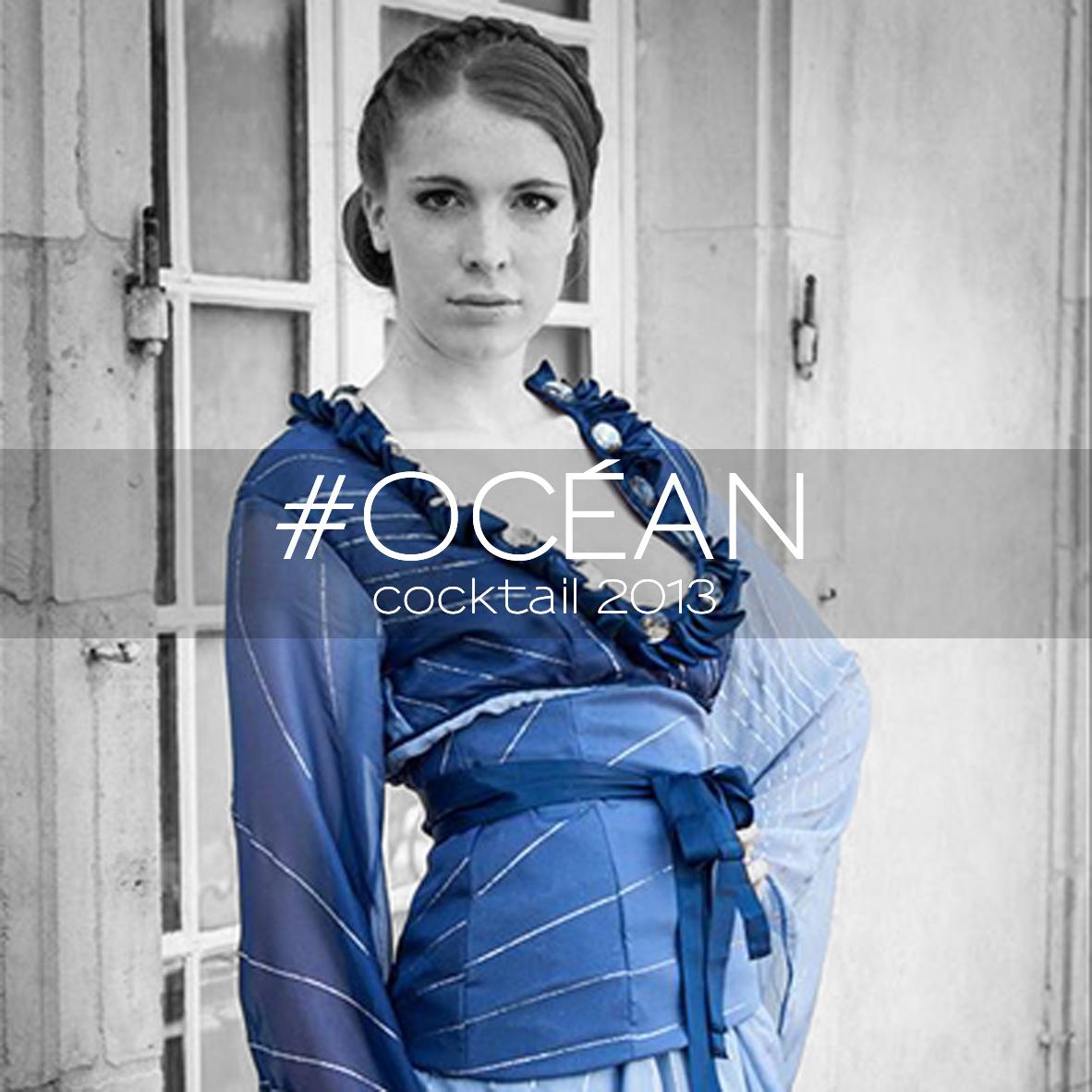 OCEAN cocktail 2013 - Fabienne Dimanov Paris