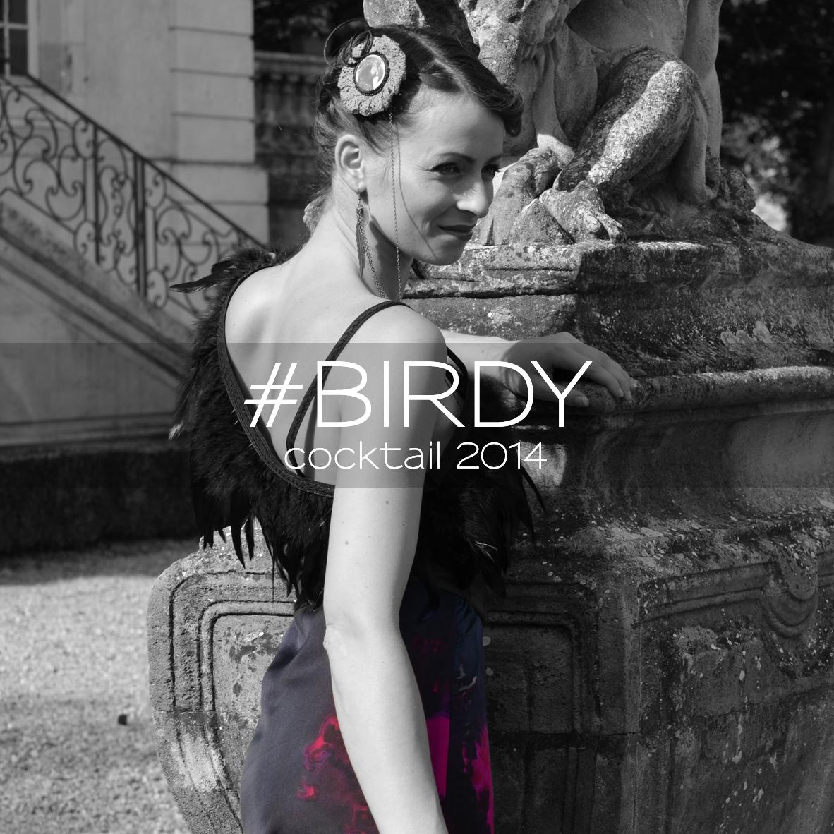BIRDY cocktail 2014 - Fabienne Dimanov Paris
