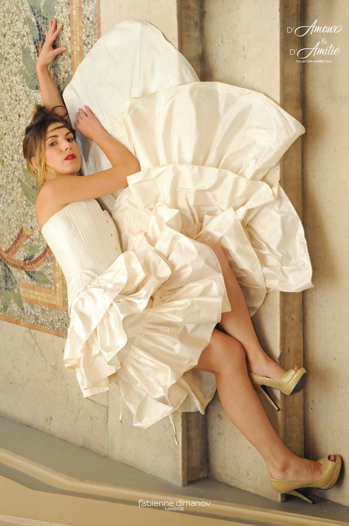 D'Amour & D'Amitié – Mariées 2021 – Psyché