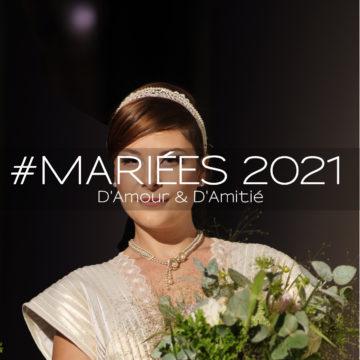MARIEES 2021 - D'Amour & D'Amitié - Fabienne Dimanov Mariage