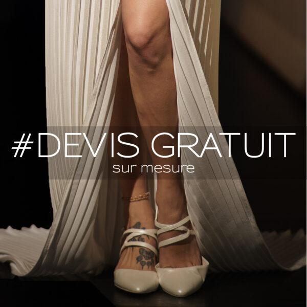 DEVIS GRATUIT sur mesure - Fabienne Dimanov Paris