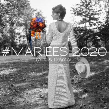 MARIEES 2020 - D'Art & D'Amour - Fabienne Dimanov Mariage
