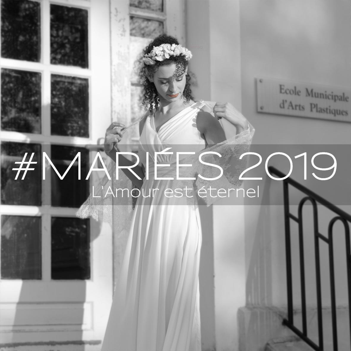 MARIEES 2019 - L'Amour est éternel - Fabienne Dimanov Mariage
