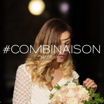 Miss fab - COMBINAISON pantalon - Fabienne Dimanov Paris