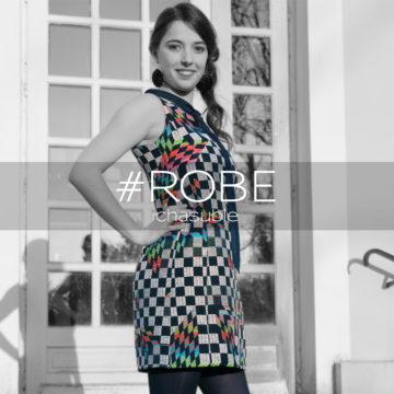 Miss fab - ROBE chasuble - Fabienne Dimanov Paris