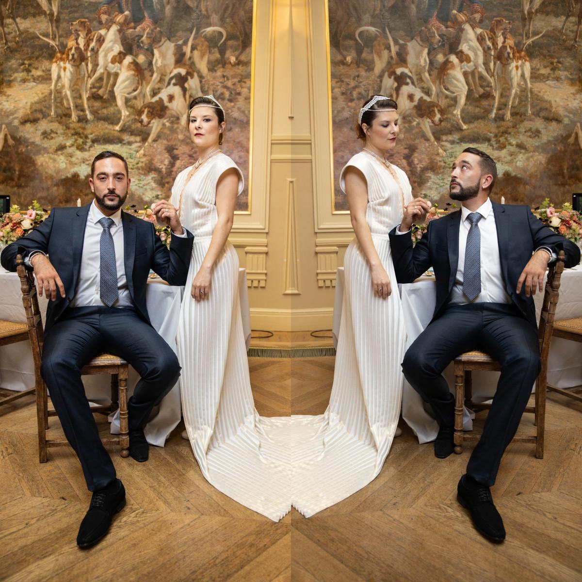 D'Amour & D'Amitié – Mariées 2021 – Fleur de Miel