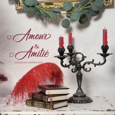 D'Amour & D'Amitié – Mariées 2021 – Pomme d'Amour