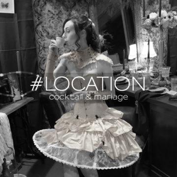 LOCATION DE ROBES cocktail & mariage - Fabienne Dimanov paris
