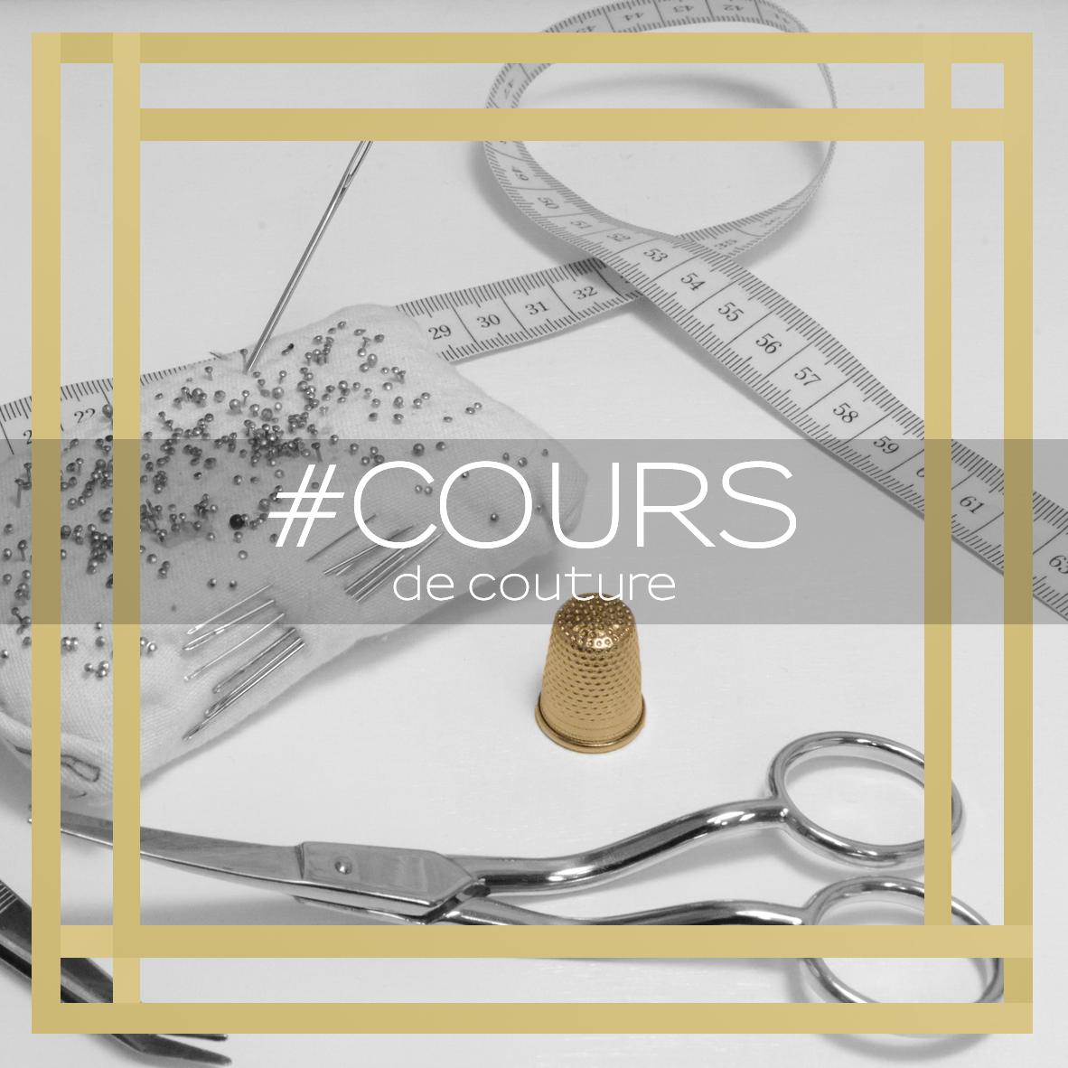 Cours de Couture - Miss Fab - Fabienne Dimanov Paris