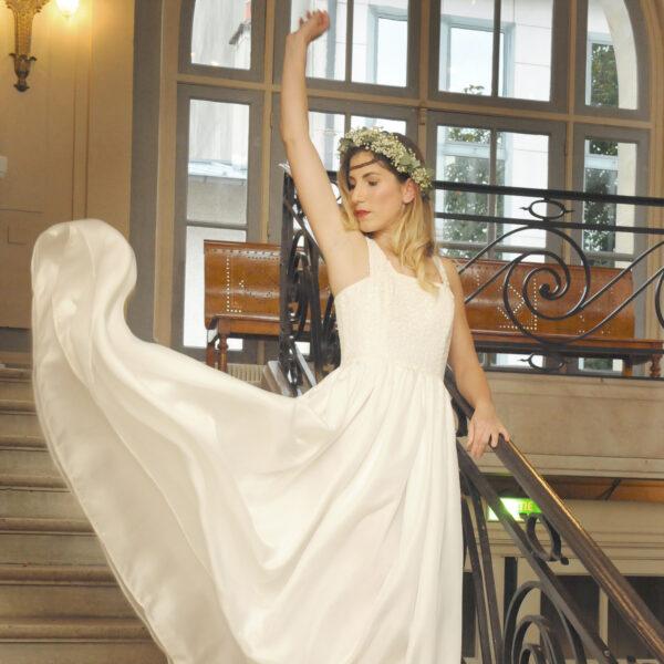 D'Amour & D'Amitié - Mariées 2021 - Robe de mariéeCœur de Lune