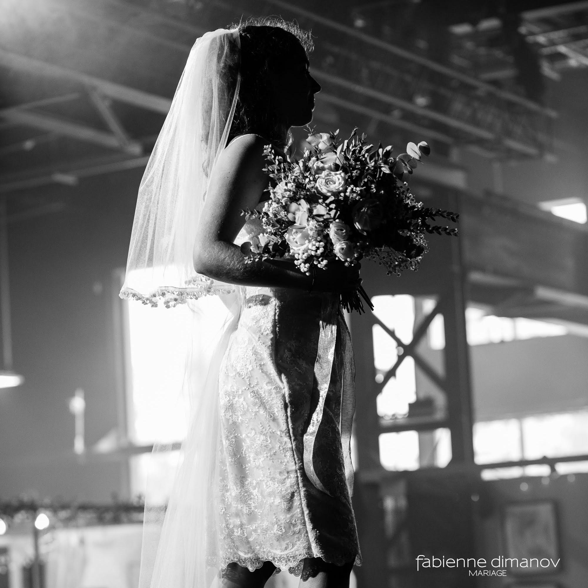 Mariée Rétro - Fabienne Dimanov mariage