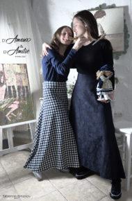 D'Amour & d'Amitié - Meilleurs Vœux 2021 -Fabienne Dimanov Paris
