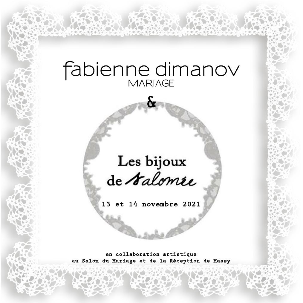 Les Bijoux de Salomée & Fabienne Dimanov Mariage