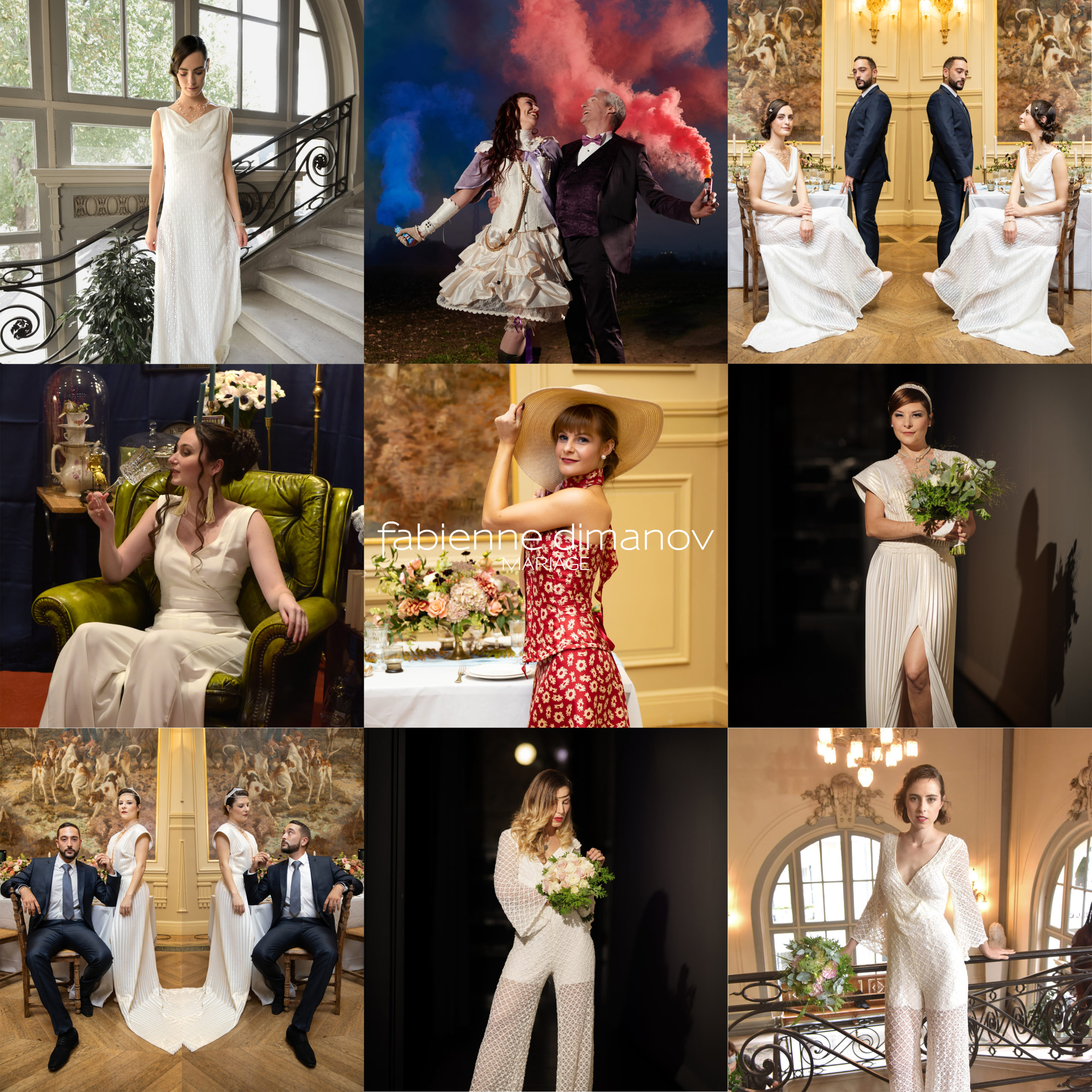 Rétrospective 2020 – Fabienne Dimanov Mariage