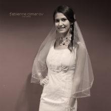 Mariée civile – Fabienne Dimanov mariage