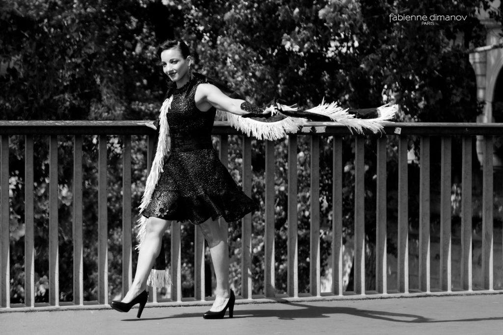 SARA OURAHMOUNE - &BLACK - Fabienne Dimanov paris