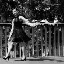 SARA OURAHMOUNE – &BLACK – Fabienne Dimanov paris