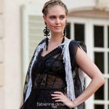 robe de cocktail black – Fabienne Dimanov Paris