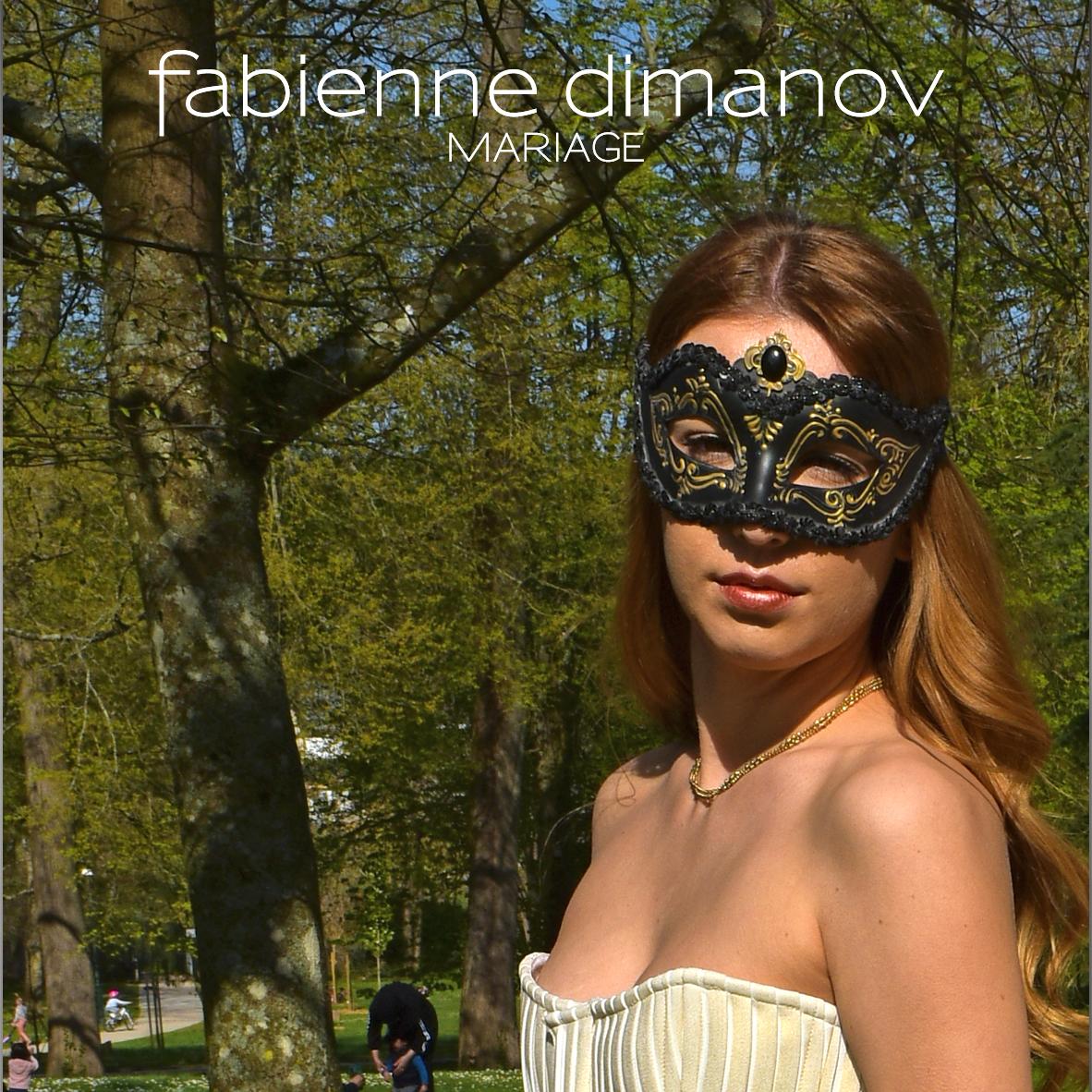 Robe de coktail sur-mesure - Miel d'Or - D'Amour & D'Amitié - Fabienne Dimanov Mariage