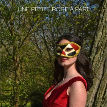Combishort - combinaison pantalon - robe - jupe personnalisée écoresponsable - Miss Fab - une petite robe à part - Amour Pourpre - D'Amour & D'Amitié - Fabienne Dimanov Paris