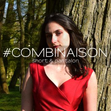 Combishort - Miss fab - Fabienne Dimanov Paris
