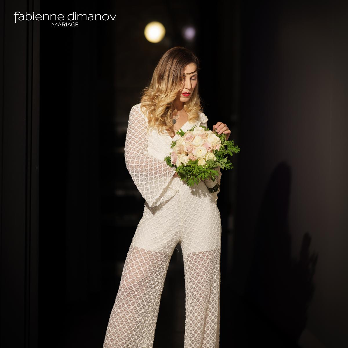Accroche-cœur - D'amour & D'amitié - Fabienne Dimanov Mariage