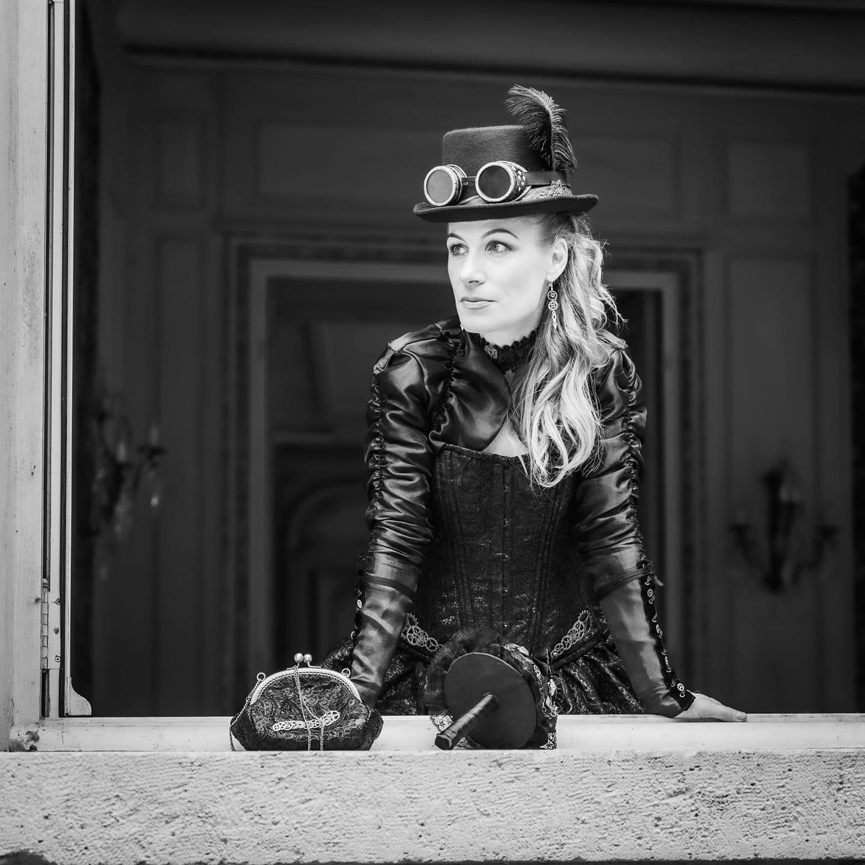 TENUE STEAMPUNK - Fabienne Dimanov Paris